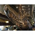 Модель шведского корабля Ваза
