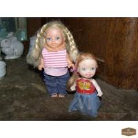Продам коллекцию маленьких кукол времен СССР