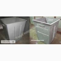 Мусорные контейнеры и баки для мусора, изготовление и доставка по Украине