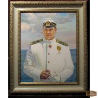 Заказать портрет маслом в Киеве.пейзажи маслом