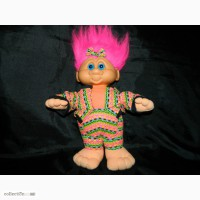 Игрушка Тролль Тролли Троллики Troll Trolls - Gans 1992