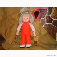 Винтажная Ходящая Кукла - Walking Baby Loves You Hasbro 1975