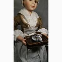 Кукла авторская Шоколадница