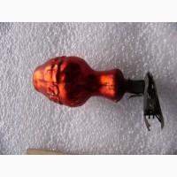 Редкая ёлочная игрушка, кувшин 50-е г. СССР