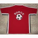 Футболка Norwegian football, L