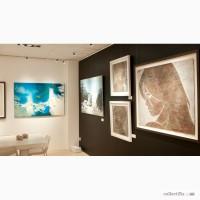 Система для подвеса картин с подсветкой