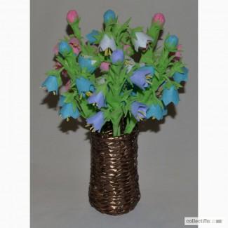 Колокольчики в вазе