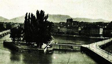 Фото 3. Открытка (ПК). Geneve. Начало ХХ века. Лот 56