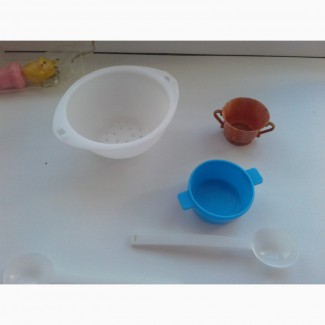 Посудка детская. Ассорти