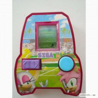 Игрушки Макдональдс. Sega