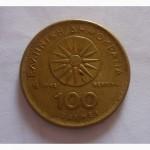 100 драхм Греция