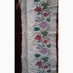 Продам старинную вышивку 2 метра