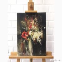 Репродукция Цветы в вазе В. Кучера-Куцана