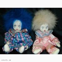 Куклы Клоуны Ручной Работы Glorex
