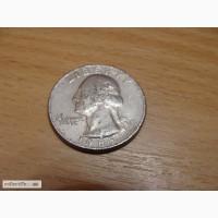 25 центов США Стандарт 1985, 72, 94 и 95