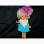 Кукла с Бантом СССР - В Оригинальной Одежде