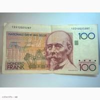 Бельгия 100 франков 1982 - 100 Frank Belgie 1982