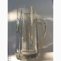 Пейте пиво пенное - будет силища СТРАШЕННАЯ!!! бокал Oberdorfer- Германия на пивлитра