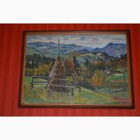Продам картину масло.відомого художника О.Коровай.70-50см.11000 гр