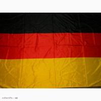 Немецкий флаг Германия Deutschland 100х150см