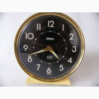 Редкие, коллекционные часы - будильник SMITHS с репетиром, старый Китай 60-х годов