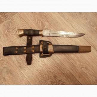 Нож 1918 года.Варыпаев