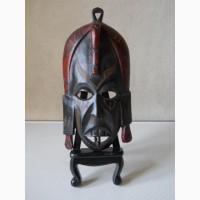 Африканская Кенийская маска из дерева