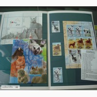 Набор марок Беларуси Домашние животные
