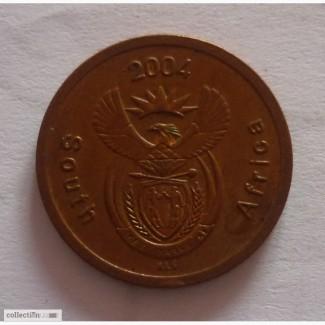 5 центов ЮАР 2004