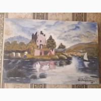 Продам Картину Маслом 1972 года