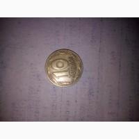 Продам монету 10 копеек 1992
