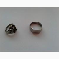 Винтажные кольца. Металл