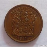 5 центов ЮАР 1997