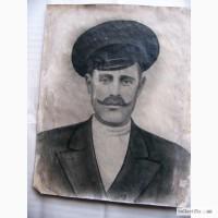 Старинное фото Артели Перемога 40-50-ег. СССР