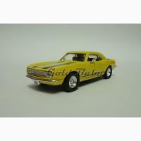Коллекционная модель машины Chevrolet Camaro Z-28 1967 1:43