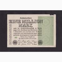 1 000 000 марок 1923г. Германия. SO