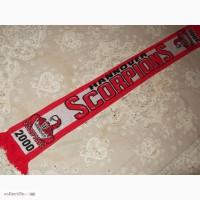 Шарф хокейний Hannover Scorpions