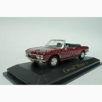 Коллекционная модель машины Chevrolet Corvair Monza 1969 1:43
