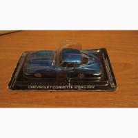 Масштабная модель Суперкары 77. Chevrolet Corvette Stingray