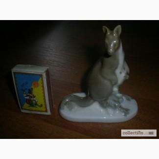 Фарфор кенгуру