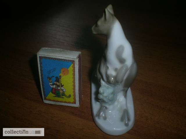 Фото 2. Фарфор кенгуру