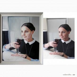 Внимание!Как сделать солидный подарок Закажите портрет маслом