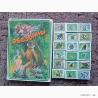 Продам сувенирный набор спичечных коробок / Обезьяны / за 100 грн
