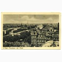 Франция. Париж. Панорама семи мостов. Лот 242