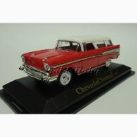 Масштабная модель машины Chevrolet Nomad 1957 1:43