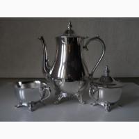 Посеребренный набор - International Silver Company USA