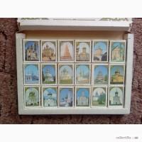 Продам сувенирный набор спичечных коробок /Памятники России /. 80 грн