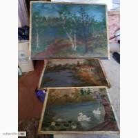 Картины 1949 год сподписью автора м годом выпкска
