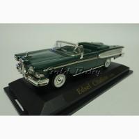 Коллекционная модель автомобиля Edsel Citation 1958 1:43