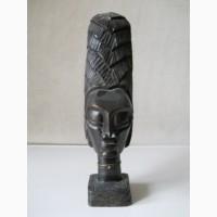 Статуэтка-маска африканская